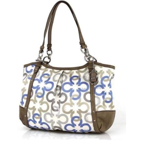 COACH Handbags - COACH Alexandria Shoulder bag